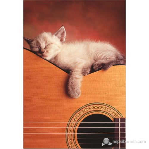 Educa 500 Parça Puzzle My Guitar