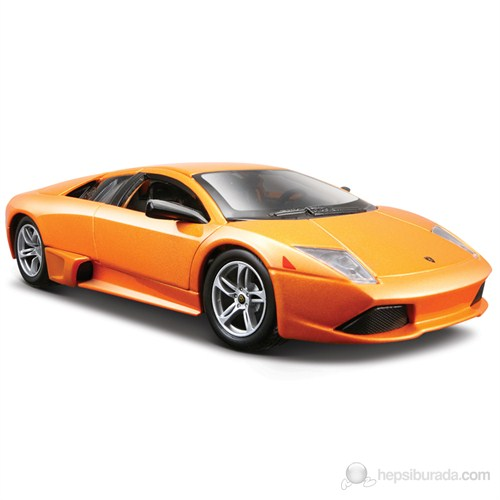 Maisto Lamborghini Murcielago Lp640 Diecast Model Araba 1:24 Special Edition Turuncu