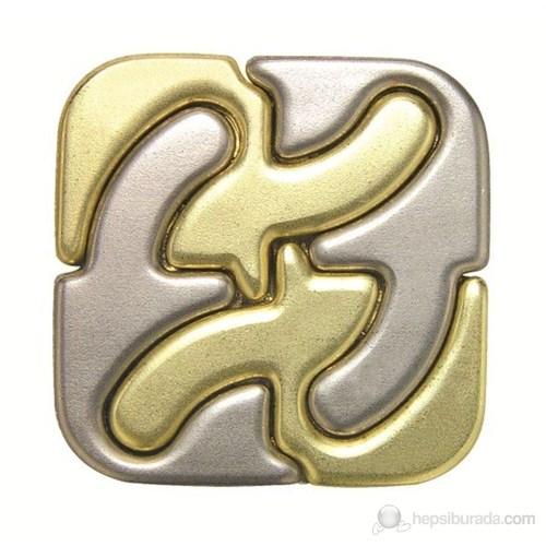 Eureka 3D Döküm Puzzle Cast Square ******