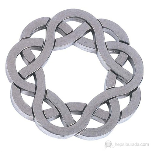 Eureka 3D Puzzle Cast Coaster Daha Zor ****