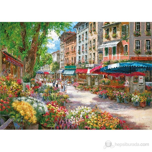 Schmidt Puzzle 1000 Parça Paris Flower Market