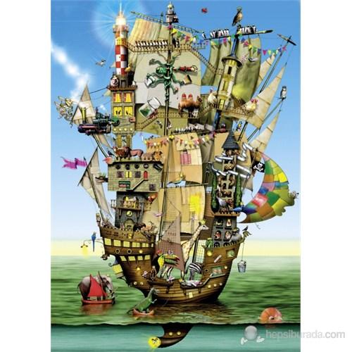 Schmidt 1000 Puzzle Noahs Ark Colin Thompson