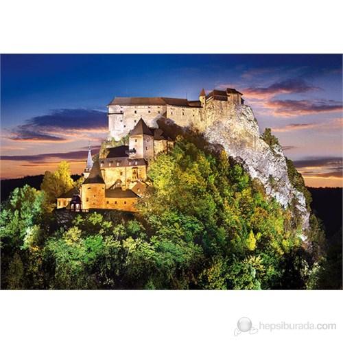 Castorland 500 Parça Puzzle Orava Castle, Slovakia