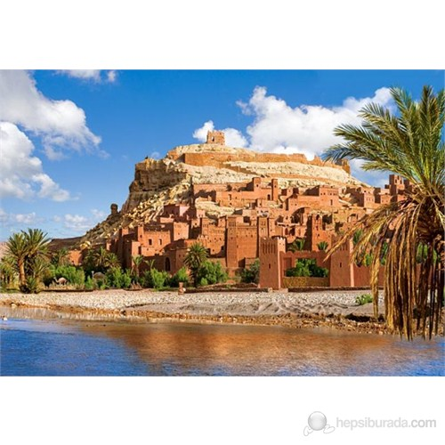 Castorland 1000 Parça Puzzle Ajt Bin Haddu, Morocco