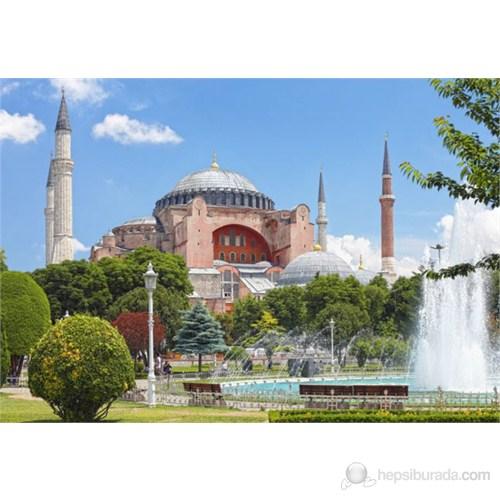 Castorland Hagia Sophia, Istanbul, Turkey 1000 Parça Puzzle