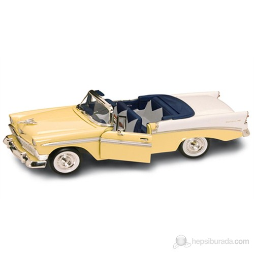 Yat Ming 1956 Chevrolet Bel Air-92128 (Sarı)
