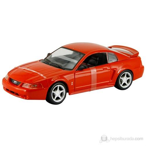 Maisto 1999 Ford Svt Cobra Diecast Model Araba 1:24 Special Edition Kırmızı