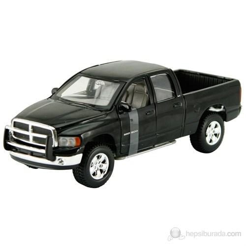 Maisto 2002 Dodge Ram Quad Cab 1:24 Special Edition Siyah