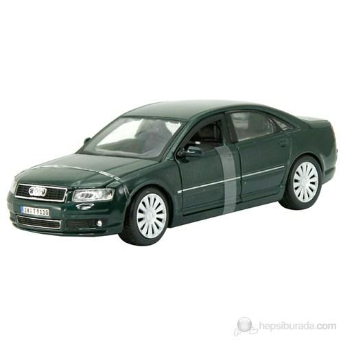 Maisto Audi R8 Model Araba 1:24 Special Edition Yeşil