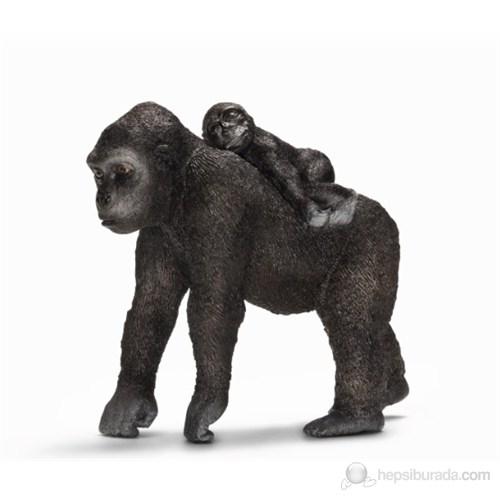 Schleich Goril Ve Yavrusu 14662