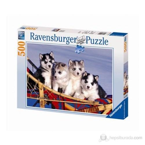 Ravensburger Köpek Yavruları (500 Parça)