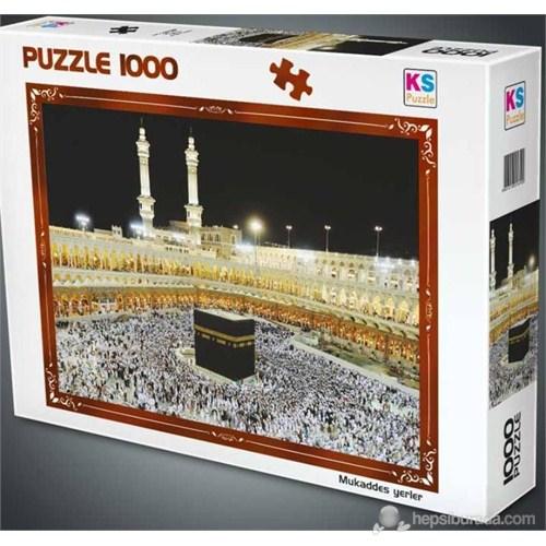 KS Games 1000 Parça Puzzle Kabede Tavaf