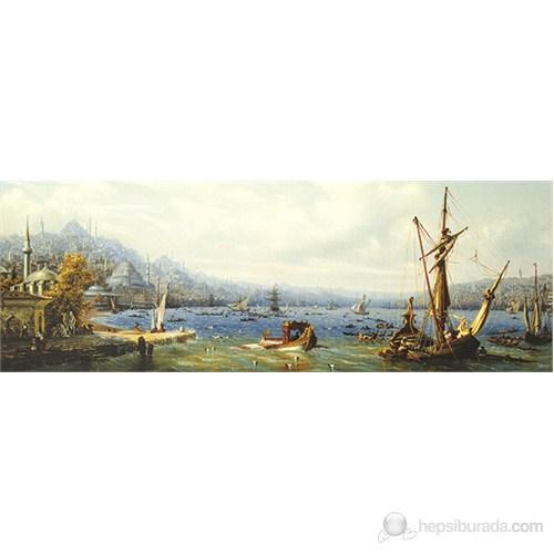 Boğaz'daki Gemiler (1000 Parça)