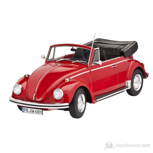 Revell Araba VW Käfer 1500 Carbrio