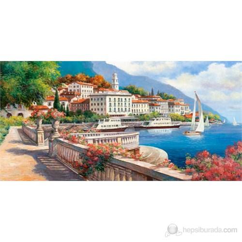 Castorland Idyllic Landscape Of The Lake Como 4000 Parça