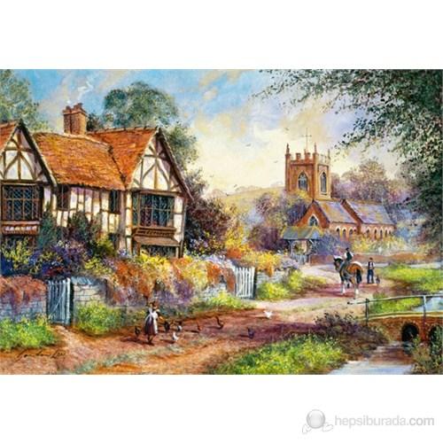 Castorland 1500 Parçalık Puzzle Village Charms