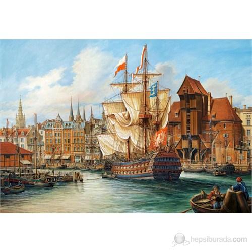 Castorland 1000 Parça Copy Of The Old Gdansk Puzzle