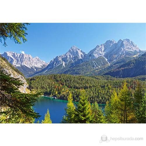 Castorland 3000 Parça Puzzle Lake İn The Alps, Austria