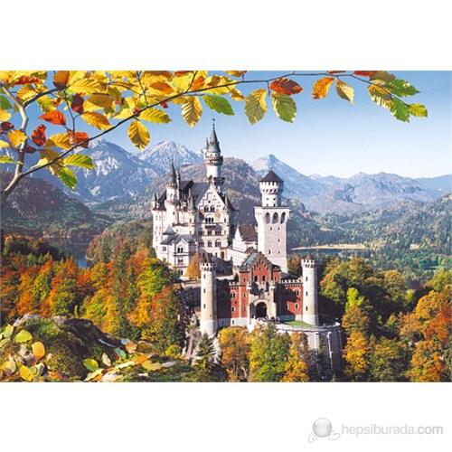 Castorland 3000 Parça Puzzle Neuschwanstein Castle, Germany