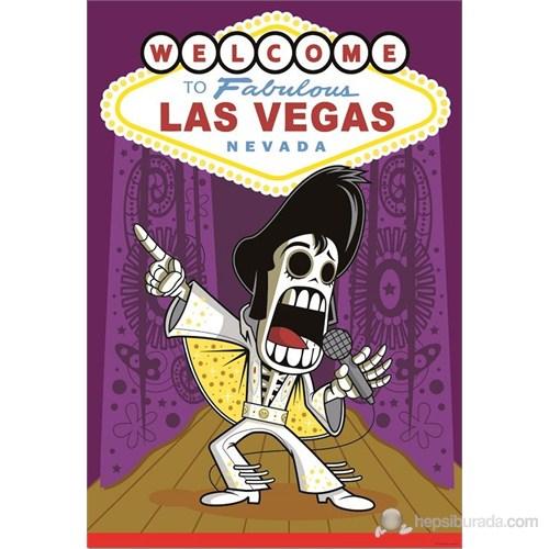 Educa 1000 Parça Puzzle Calaveritas Las Vegas
