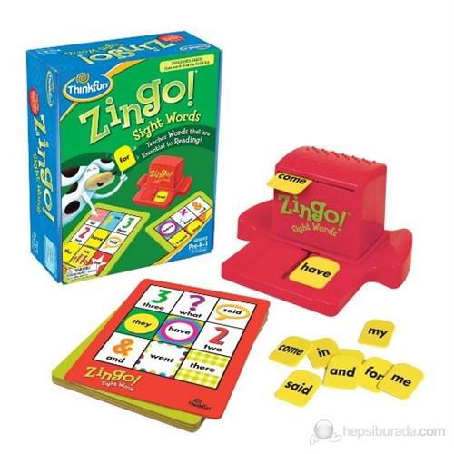 Zingo - İngilizce (Zingo!® SightWords) Akıl Oyunu