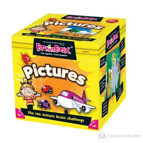 BrainBox İlk Resimlerim (My First Pictures) Eğitsel Oyun