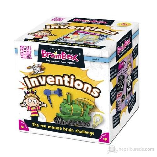 BrainBox İcatlar (Inventions) İngilizce Kelime Öğrenme