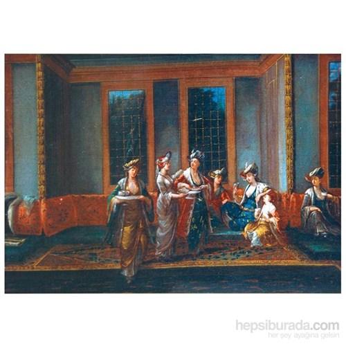 Ravensburger Kahve İçen Kadınlar Osmanlı Klasikleri 1000 Parça