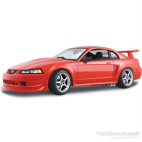 Maisto Svt Mustang Cobra 2000 Model Araba 1:18 S/E Kırmızı