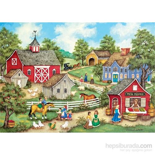 Masterpieces 500 Parça Puzzle Fresh Produce