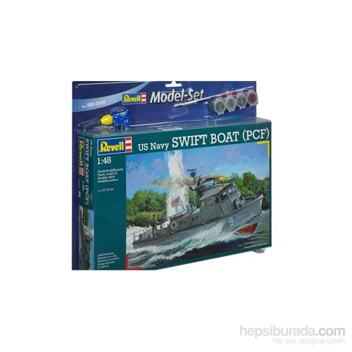 Revell M. Set US Navy Swiftboat