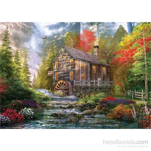 Ks Games 1000 Parça Puzzle The Old Wood Mill Dominic Davison