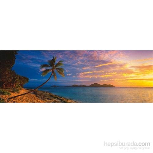 Schmidt 1000 Parça Panorama Puzzle Tokoriki Island Sunset Mark Gray