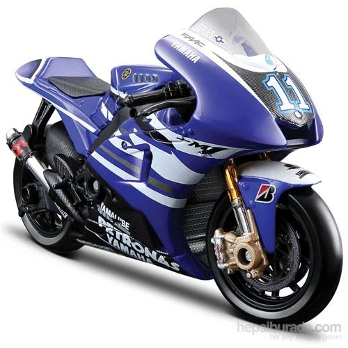 Maisto 1:18 Ducati Valentino Rossi 2012 Model Motorsiklet