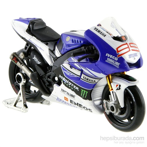Maisto 2013 Yamaha Racing Model Motor 1:18