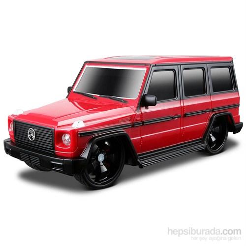 Maisto Tech Mercedes-Benz G-Class U.Kumandalı Araba 1:24 Kırmızı