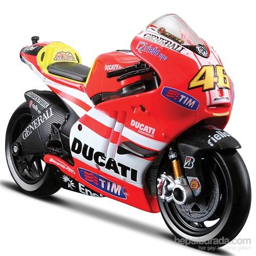 Maisto Ducati Valentino Ros Model Motorsiklet 1:18