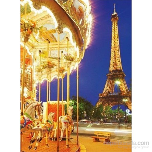 Carousel Paris (1000 Parça)