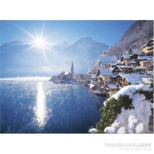 Hallstatt Austria (500 Parça)
