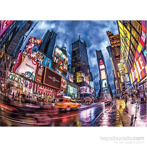 Masterpieces 1000 Parça Hdr Photography Puzzle Big Night Out