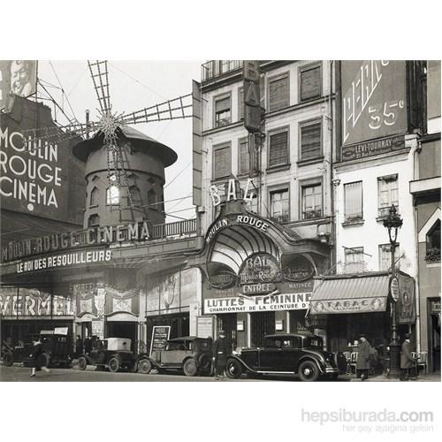 Clementoni 1000 Parça Puzzle Bal du Moulin Rouge
