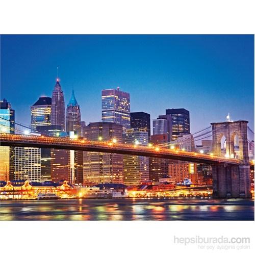 Clementoni 1000 Parça Puzzle New York - Brooklyn Bridge