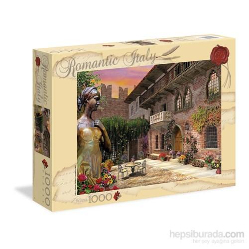 Clementoni 1000 Parça Puzzle Romantik İtalya - Verona