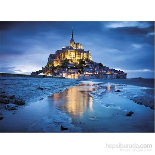 Clementoni 1500 Parça Puzzle Le Mont Saint-Michel