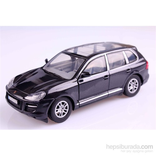 Motomax Porsche Cayanne Turbo 1/24 Die Cast Model Araç