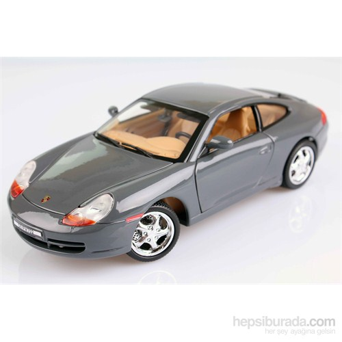 Motomax Porsche 911 1/18 Die Cast Model Araç