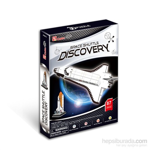 Pal Space Shuttle Discovery