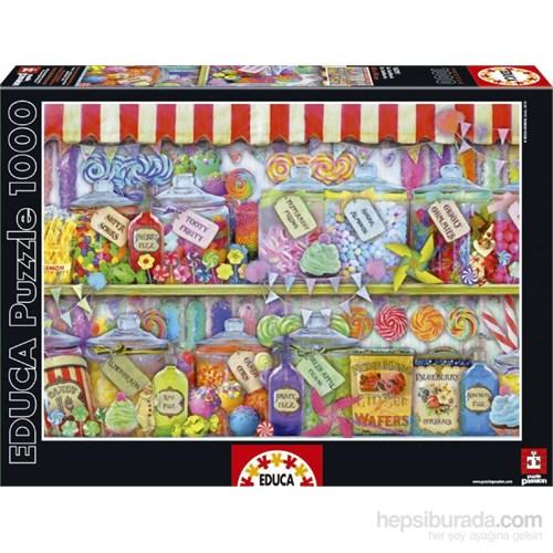 Educa 1000 Parça Şeker Dükkanı Puzzle
