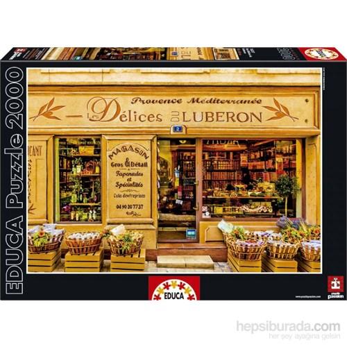 Educa Les Delices Du Luberon 2000 Parça Puzzle