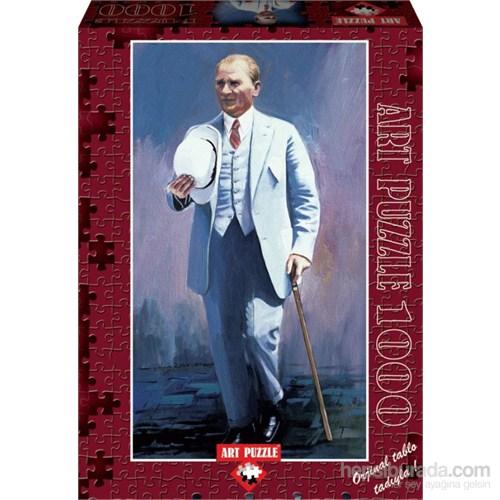Art Puzzle 1000 Parça Panorama Atatürk Şapka Devrimi 1925